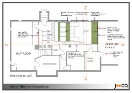 floor design plans home design home theater design plans2 jpg home theater design