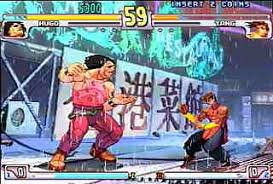 Street Fighter 3 Arcade Cabinet Street Fighter Iii 3rd Strike Videogame By Capcom