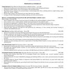 Adjunct Instructor Resume Sample by Tennis Instructor Resume Contegri Com