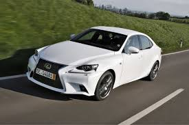lexus is 2013 road test road tests honest john