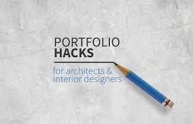 How To Create An Interior Design Portfolio Portfolio Tag Archdaily