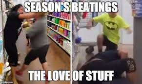 tradcatknight seasons beatings videos of black friday brawls and