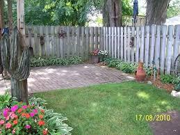 Backyard Corner Ideas Corner Fence Landscaping Image Of Small Corner Garden Design