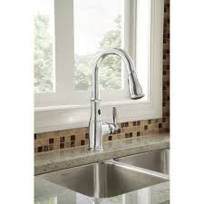Moen Touch Kitchen Faucet by Kitchen Moen Arbor Single Handle Moen Kitchen Faucet Moen