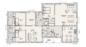 one house plan floor plan one floor modern house plans modern house plans for