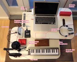 recording music at home making music magazine
