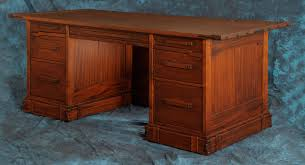 Office Desk Pedestal Drawers Aurora Pedestal Desk In The Greene U0026 Greene Style U2013 Darrell Peart