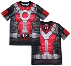 Deadpool Halloween Costume 10 Awesome Halloween Shirts Costumes Allposters Blog