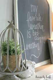 Home Decor Chalkboard 84 Best Chalkboards With Charm Images On Pinterest Chalkboard