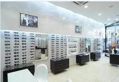 Optic Interiors Optical Showroom Designing In India