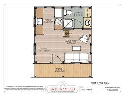 cabin floor plan timber frame cabin plans and floor layouts barn homes cabin 2