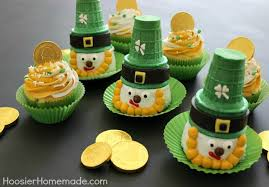 12 st patrick u0027s day cupcakes hoosier homemade