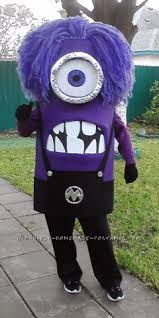 purple minion costume 10 awesome diy minion costume ideas for the whole family