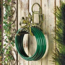 cast iron wall mounted garden hose reels u0026 storage equipment ebay