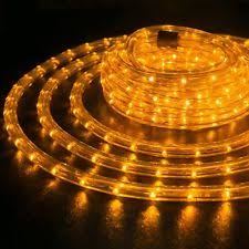 Christmas Rope Light Outdoor by Christmas Rope Lights Ebay