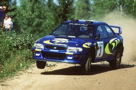 subaru rally decal matt roe 3d work subaru impreza wcr 1999 model
