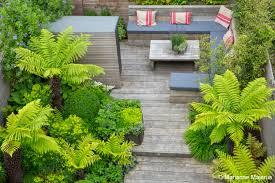 Small Family Garden Design Ideas Garden Design For A Small Space In London Club Garden Trends