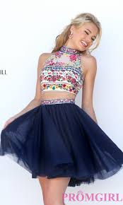 celebrity prom dresses evening gowns promgirl short two