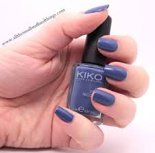 kiko polish all the small stuff and things