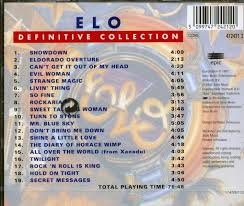Evil Woman Electric Light Orchestra Electric Light Orchestra Cd Definitive Collection Cd Bear