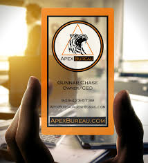 Clear Business Cards 10 Absolutely Stunning Clear Plastic Business Cards The Printing