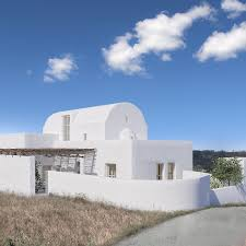 House Construction Company Sales Houses Santorini Cyclades Building Contractor House