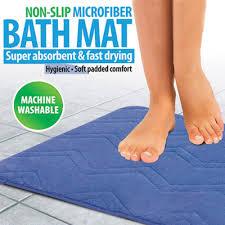 Bathtub Mats Non Slip Bath Mat Non Slip Microfiber Asseenontv Com