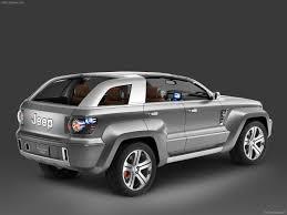 jeep hawk trail jeep trailhawk concept 2007 pictures information u0026 specs