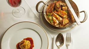 places to eat on thanksgiving in nyc le coucou pays rich homage to old french cuisine the new