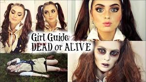 female zombie makeup tutorial mugeek vidalondon