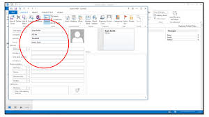 How To Create Business Email Address by How To Create New Contacts In Outlook 2013 Teachucomp Inc