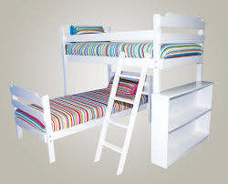 Bunk Beds L Shaped The Luke L Shape Bunk Bed Conversion Cove