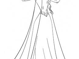 15 disney frozen elsa coloring pages printerkids disney pixar