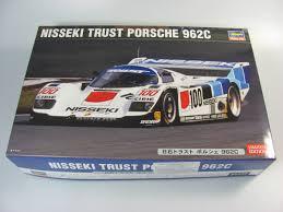 rothmans porsche 962 porsche 962 nisseki trust hasegawa car model kit com