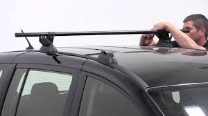 Ors Roof Racks by Installation Of The Yakima Control Tower Roof Rack On A 2013 Mazda