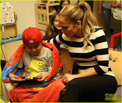 Jennifer Lopez Home by Jennifer Lopez Gives Children U0027s Hospital Los Angeles A U0027home