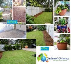 latest backyard getaway landscape renovations