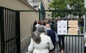 bureau de vote noisy le grand présidentielle 79 33 de participation à à 19 heures le
