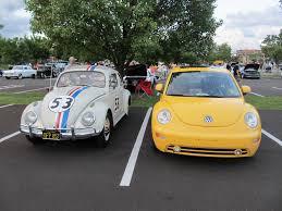volkswagen beetle herbie herbie the reflex yellow new beetle newbeetle org forums
