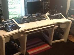 bureau d enregistrement bureau de studio modson xplore bureau studiodesk pour ordinateurs