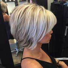 short stacked haircuts for fine hair that show front and back got fine hair check out those haircut ideas just for you a