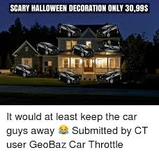 Scary Halloween Memes - 25 best memes about scary halloween decorations scary