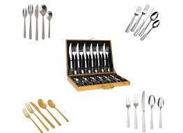 top 10 best stainless steel flatware sets review in 2017 the