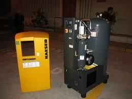 compresores de tornillo seco con la legendaria calidad de kaeser