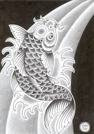 the colorful eyecatching koi tattoo tattoomagz