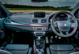 renault megane 2004 interior renault mégane rs gets two new versions in the uk