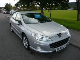 peugeot 407 price used peugeot 407 1 6 for sale motors co uk