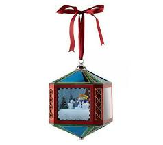 mr magic ornament with stand and gift box page