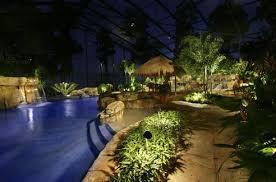 Landscape Lighting Design Outdoor Landscape Lighting Design In Longwood Fl Illuminations Usa