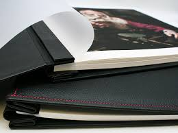 Black Leather Photo Album Hahnemuhle Black Leather Albums And Refills Online Paper Uk